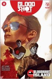 Bloodshot Reborn #16 Cover B - Oliver