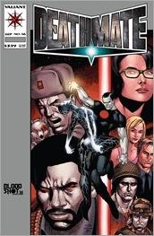 Bloodshot Reborn #16 Cover - Chen Variant