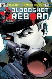 Bloodshot Reborn #16 Cover - Robertson Variant