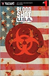 Bloodshot U.S.A #1 Cover A - Kano