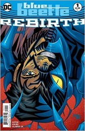 Blue Beetle: Rebirth #1 Cover A