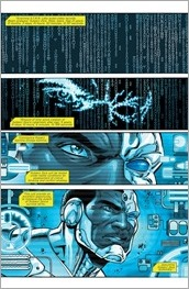 Cyborg: Rebirth #1 Preview 1