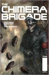 The Chimera Brigade #1 Cover B - Percival