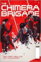 The Chimera Brigade #1 Cover C - Wilson