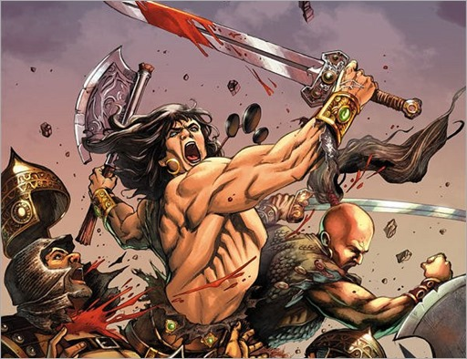 Conan The Slayer #2