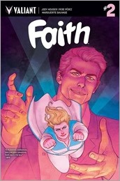 Faith #2 Cover A - Wada