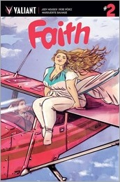Faith #2 Cover - Lotay Variant