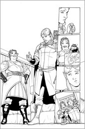 Faith #3 First Look Preview 1