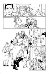 Faith #3 First Look Preview 4