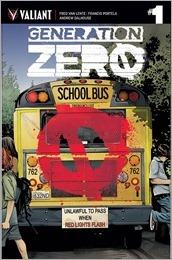 Generation Zero #1 Cover A - Mooney
