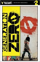 Generation Zero #2 Cover A - Mooney