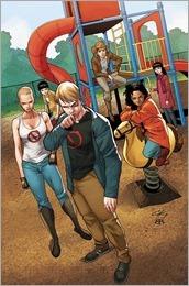 Generation Zero #2 Cover - Henry Variant