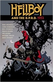 Hellboy And The B.P.R.D.: 1953 Cover