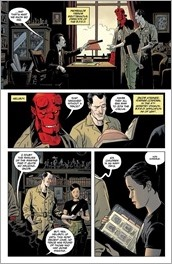 Hellboy And The B.P.R.D.: 1953 Preview 1