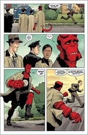 Hellboy And The B.P.R.D.: 1953 Preview 6