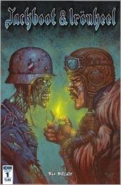 Jackboot & Ironheel #1 Cover