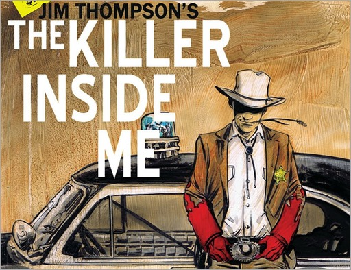Jim Thompson's The Killer Inside Me #1