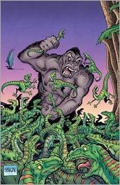 Kong of Skull Island #2 Cover - Sakai Variant