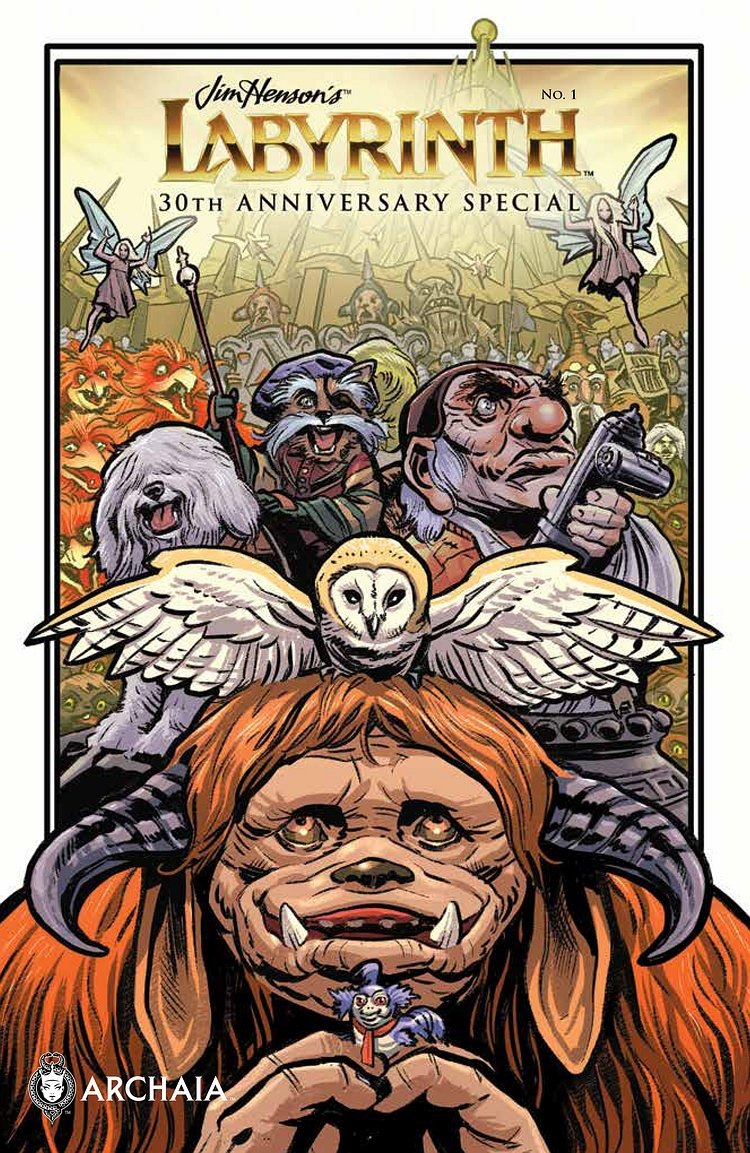 Preview Jim Henson S Labyrinth 30th Anniversary Special 1