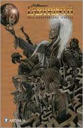Jim Henson's Labyrinth 30th Anniversary Special #1 Cover C - McKean