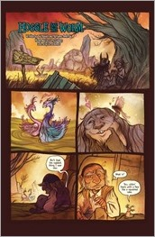 Jim Henson's Labyrinth 30th Anniversary Special #1 Preview 6