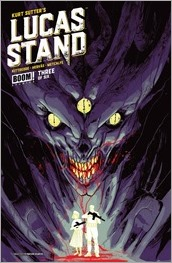 Lucas Stand #3 Cover