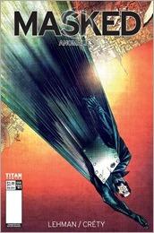 Masked #1 Cover A - McCrea