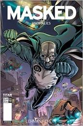 Masked #1 Cover C - Kurth