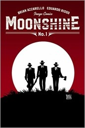 Moonshine #1 Cover