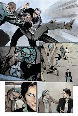 Myopia Special #1 First Look Preview 3