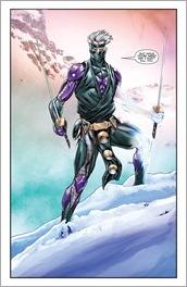 Ninjak #18 Preview 6
