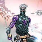 "Preview: Ninjak #18 – ""The Fist & The Steel"" Part 1"