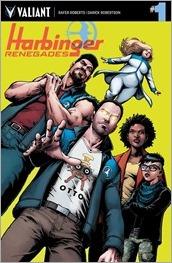 Harbinger Renegades #1 Cover A - Robertson