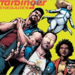 First Look: Harbinger Renegades #1 by Roberts & Robertson