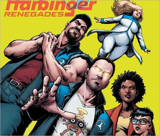 Harbinger Renegades #1
