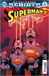Superman #6 Cover - Mahnke