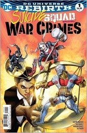 Suicide Squad: War Crimes Special #1 Cover