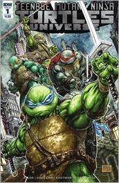 Teenage Mutant Ninja Turtles Universe #1 Cover