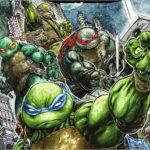 Preview: Teenage Mutant Ninja Turtles Universe #1 (IDW)