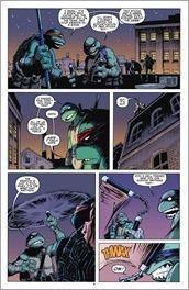 Teenage Mutant Ninja Turtles Universe #1 Preview 4