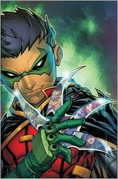 Teen Titans: Rebirth #1 Cover