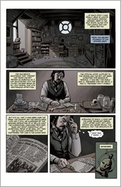 Witchfinder: City of the Dead #1 Preview 4