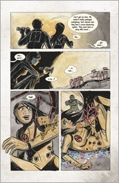 DEPT. H #5 Preview 2