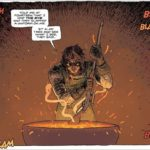 Preview of House of Penance #5 by Tomasi & Bertram