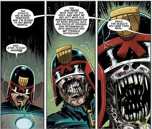 Predator vs. Judge Dredd vs. Aliens #2