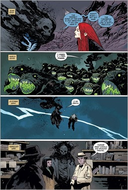Rise of The Black Flame #1 Preview 1