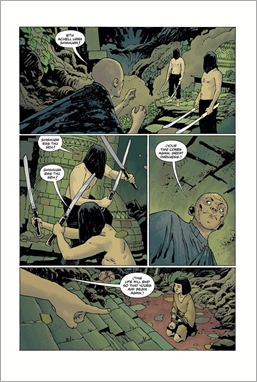 Rise of The Black Flame #1 Preview 3