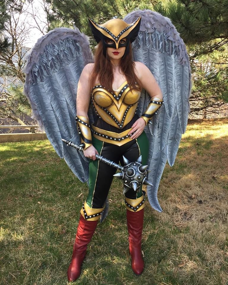 Hawkgirl: Featured Cosplayer Interview