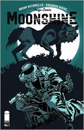 Moonshine #1 Cover - Miller Variant