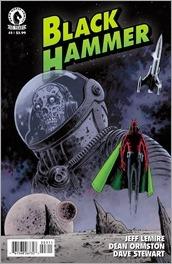 Black Hammer #3 Cover